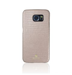 Carcasa Samsung Galaxy S6 G920 Just Must Croco Beige