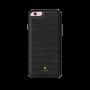 Carcasa iPhone 6/6S Just Must Croco Black (protectie margine 360�)