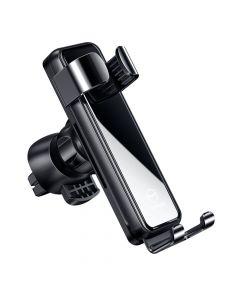 Suport Mcdodo Auto Bamboo Series Black (4-7 inch, prindere la ventilatie)