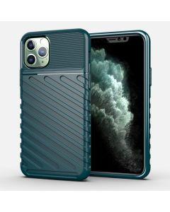 Husa iPhone 11 Pro Max Lemontti Thunderbolt Dark Green