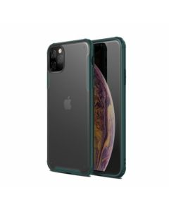 Husa iPhone 11 Pro Max Lemontti Magic Armor Dark Green