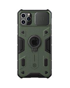 Husa iPhone 11 Pro Max Nillkin CamShield Armor Green