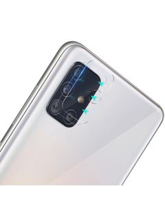 Folie Samsung Galaxy A51 Mocolo Camera Tempered Glass Transparent