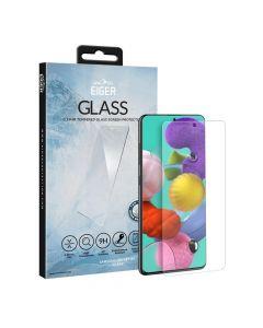 Folie Samsung Galaxy A51 / A51 5G Eiger Sticla Temperata Clear