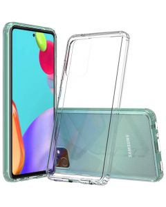 Husa Samsung Galaxy A52 5G Lemontti Silicon Transparent