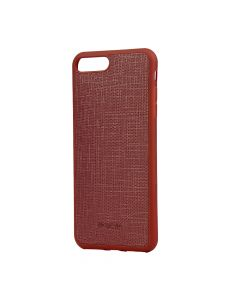 Carcasa iPhone 8 Plus / 7 Plus Devia Jelly Ultraslim Brown (flexibil)