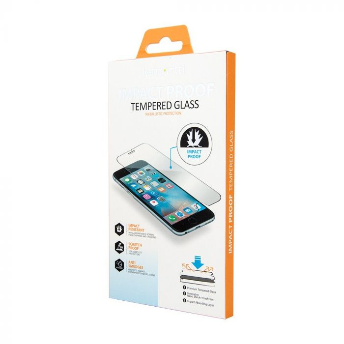 Folie Huawei Nexus 6P Lemontti Sticla Temperata (1 fata, 9H, 0.33mm)