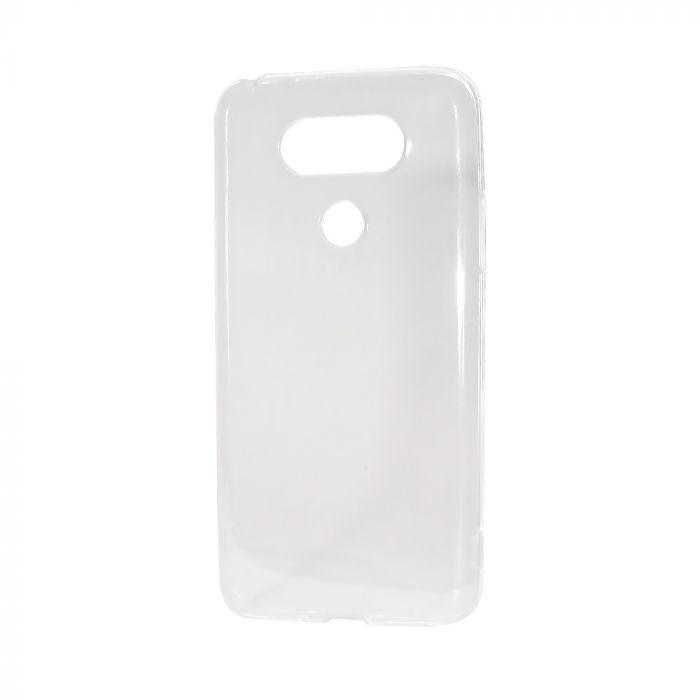Husa LG G5 Lemontti Silicon Ultraslim Transparent