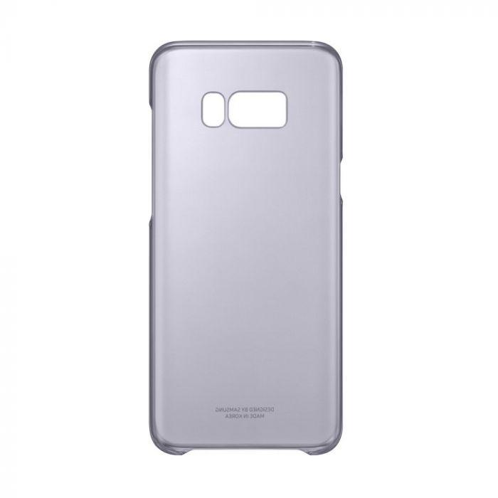 Carcasa Samsung Galaxy S8 Plus G955 Samsung Clear Cover Violet