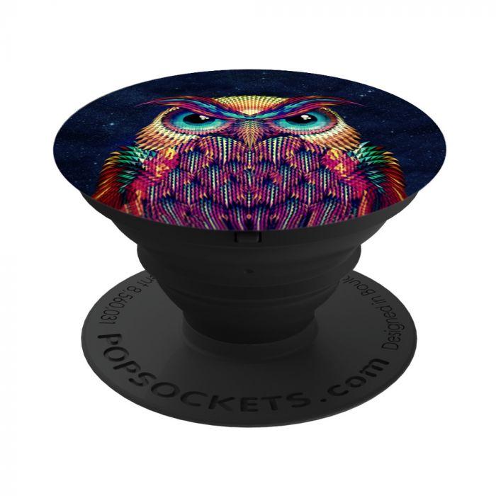 Suport Popsockets Stand Adeziv Owl