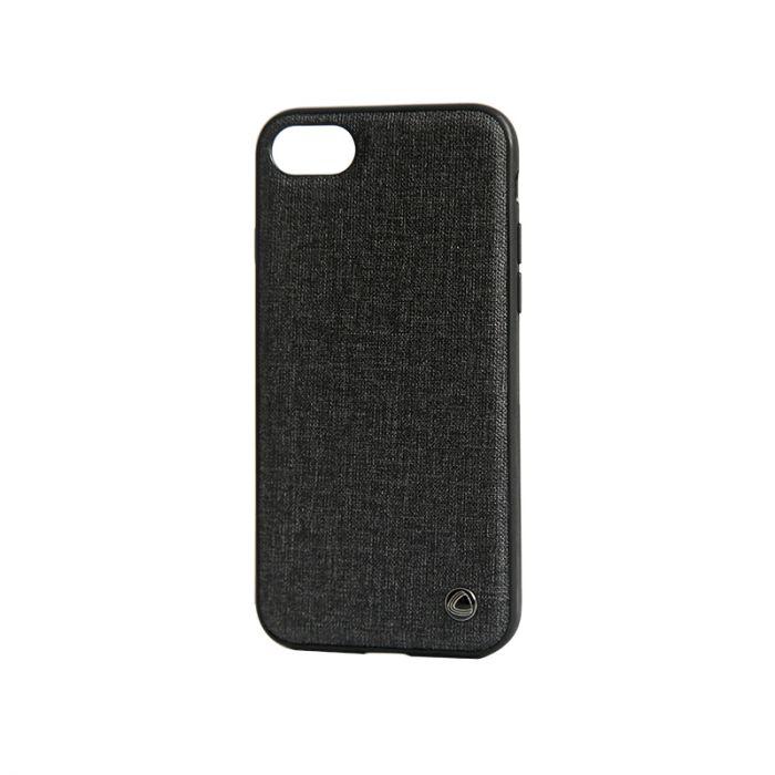 Carcasa iPhone 8 / 7 Occa Empire II Black (margine flexibila)