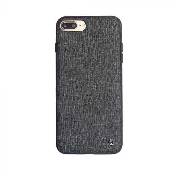 Carcasa iPhone 8 Plus / 7 Plus Occa Empire II Black (margine flexibila)