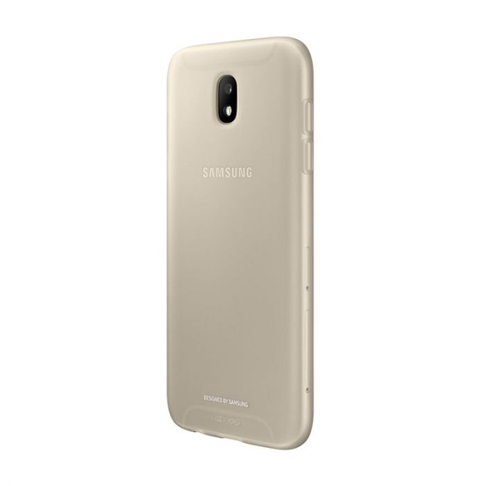 Carcasa Samsung Galaxy J5 (2017) Samsung Jelly Cover Gold