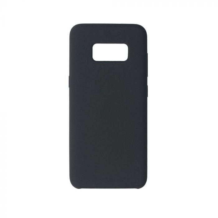 Carcasa Samsung Galaxy Note 8 Just Must Liquid Silicone Black