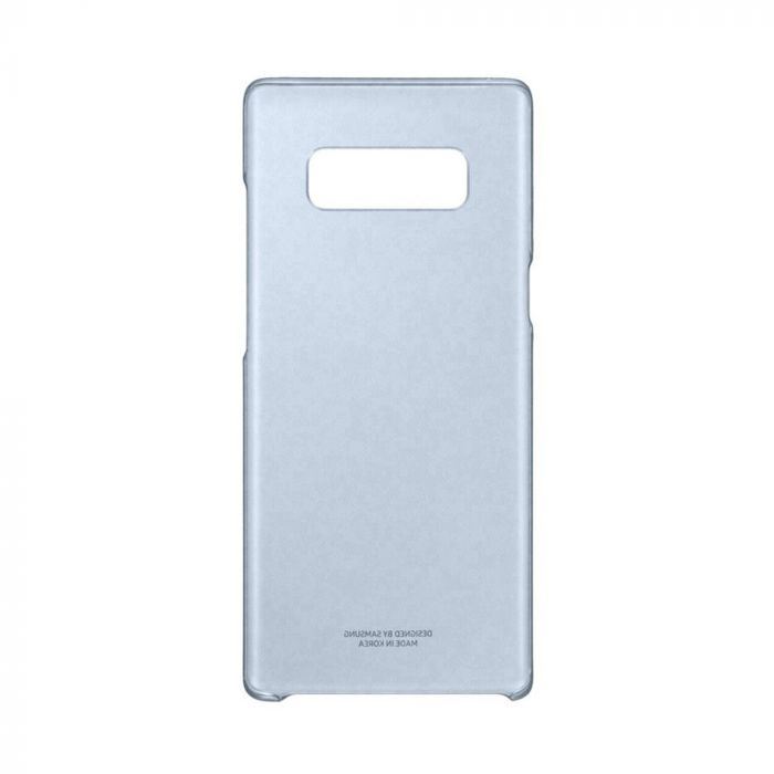 Carcasa Samsung Galaxy Note 8 Samsung Clear Cover Deep Blue