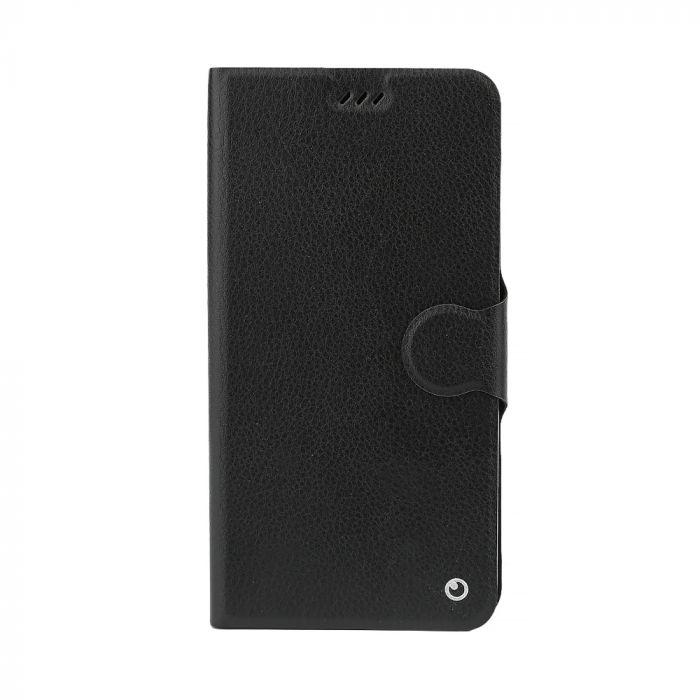 Husa LG V30/ V30 Plus/ V30S / V35 Lemontti Book Jelly Negru