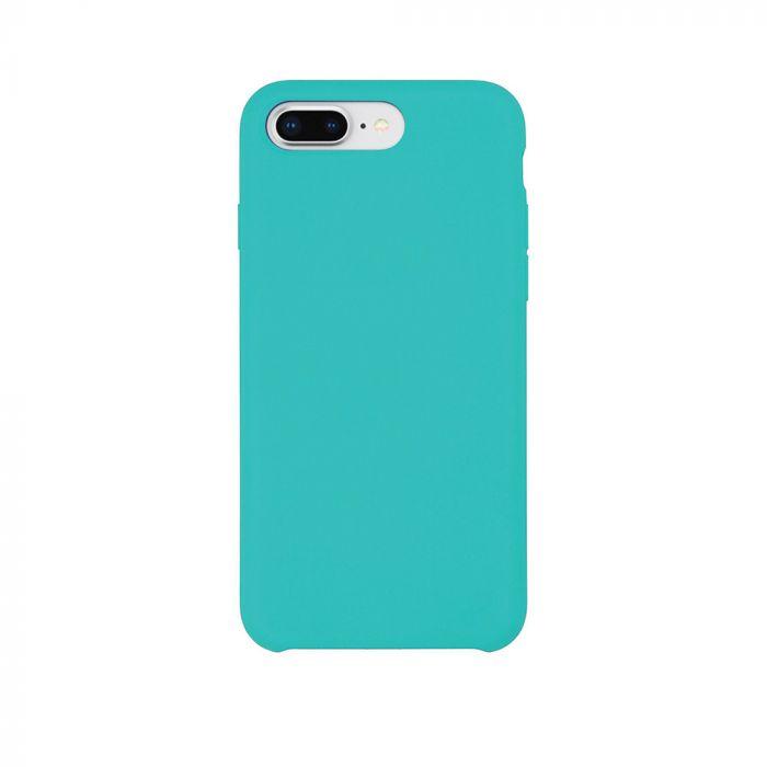 Carcasa iPhone 8 Plus / 7 Plus Just Must Liquid Silicone Sea Blue