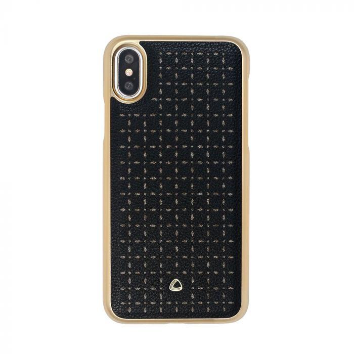 Carcasa iPhone X Occa Spade Black