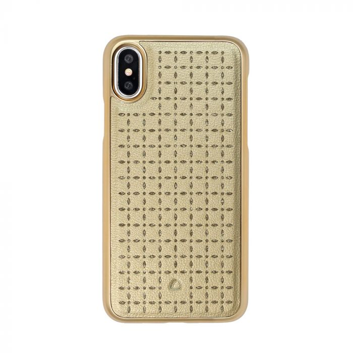 Carcasa iPhone X Occa Spade Gold