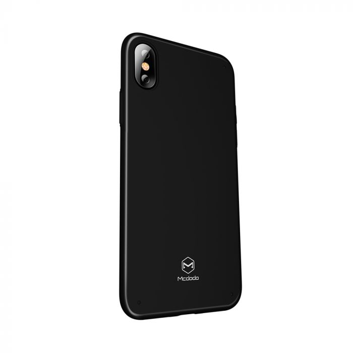 Carcasa iPhone X / XS Mcdodo Super Vision Grip Black