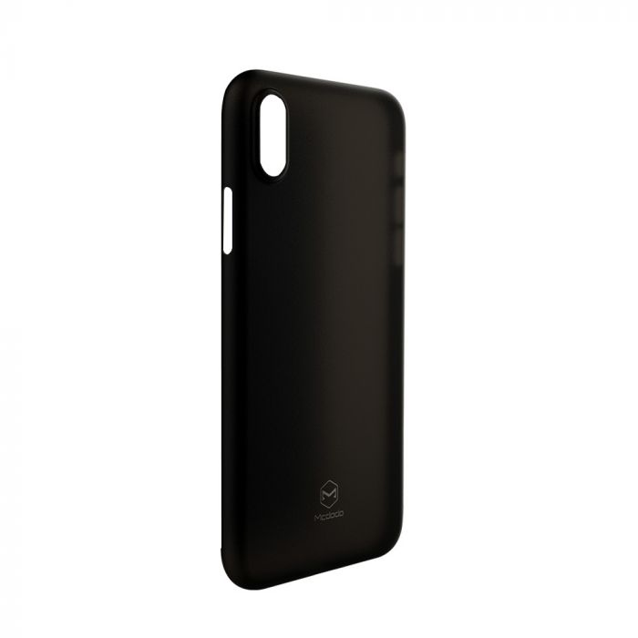 Carcasa iPhone X / XS Mcdodo Ultra Slim Air Black (0.3mm)