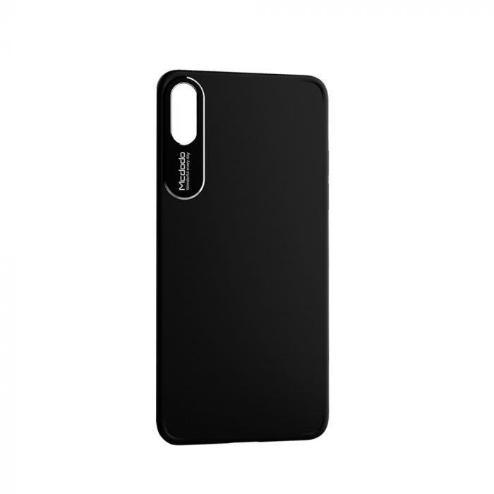 Carcasa iPhone X Mcdodo Sharp Aluminum Alloy Black
