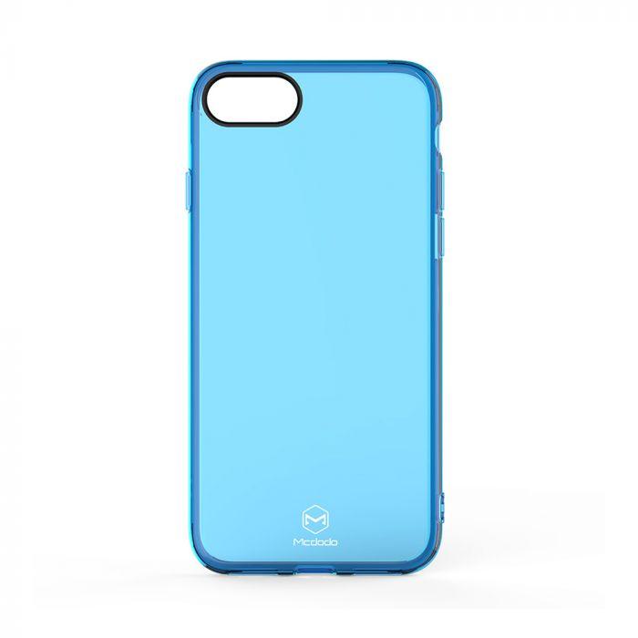 Carcasa iPhone 8 / 7 Mcdodo Crystal Pro Blue