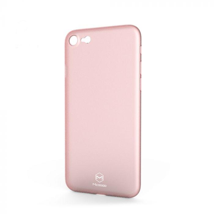 Carcasa iPhone 8 / 7 Mcdodo Ultra Slim Air Pink (0.3mm)