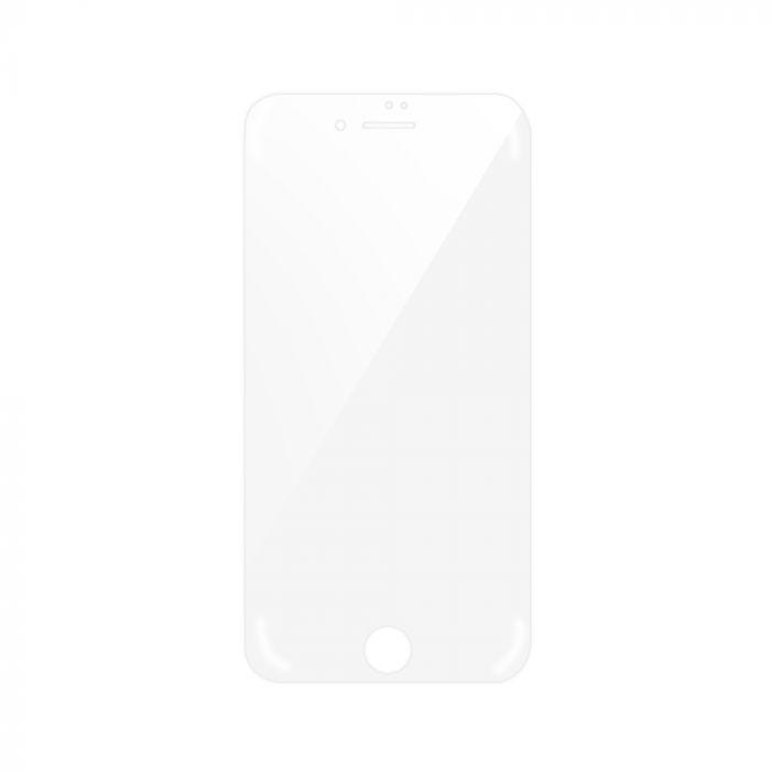 Folie iPhone 7 Plus Magic Sticla 3D Full Cover Clear (0.33mm, 9H)