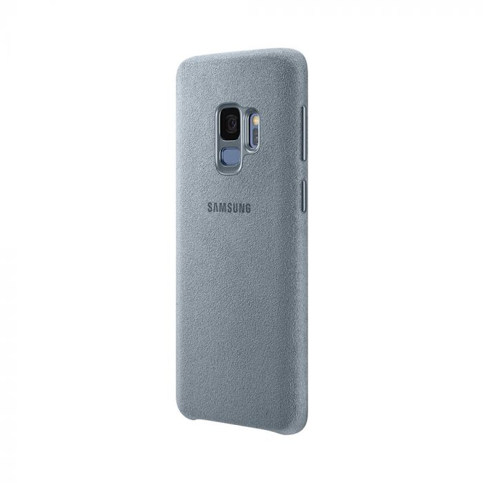 Carcasa Samsung Galaxy S9 G960 Samsung Alcantara Cover Mint