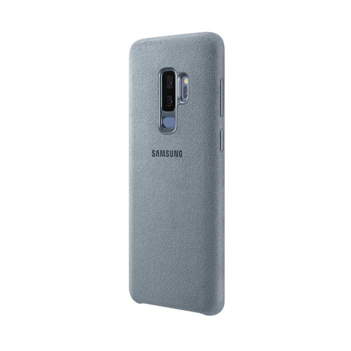 Carcasa Samsung Galaxy S9 Plus G965 Samsung Alcantara Cover Mint