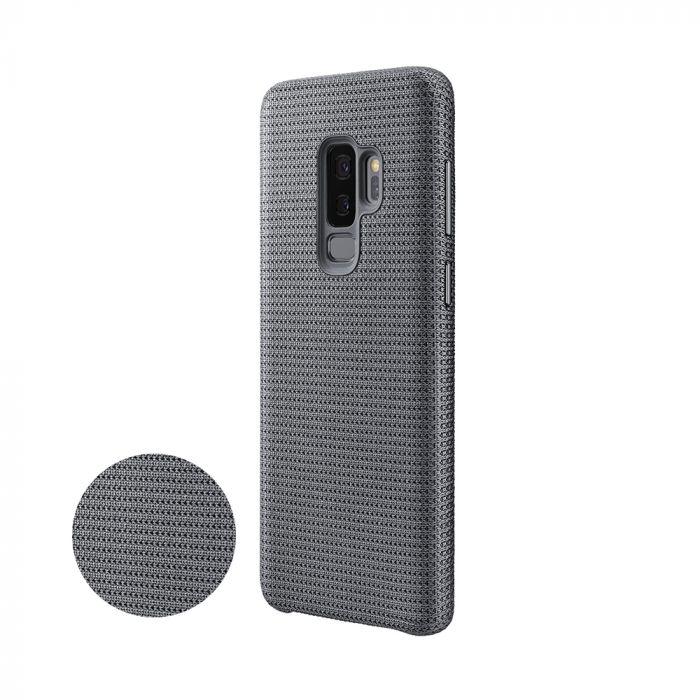 Carcasa Samsung Galaxy S9 Plus G965 Samsung Hyperknit Cover Gray