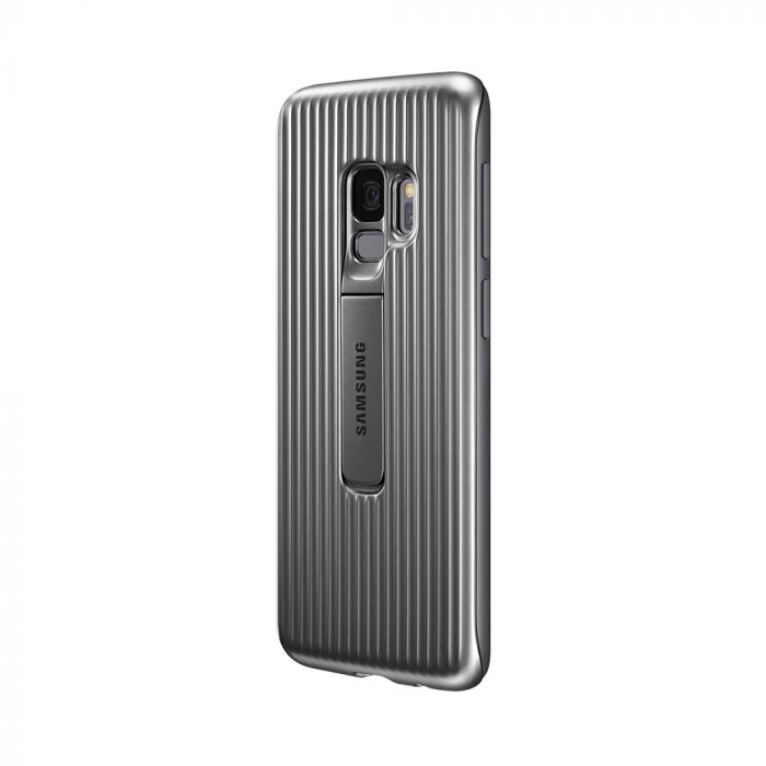 Carcasa Samsung Galaxy S9 G960 Samsung Protective Standing Gray