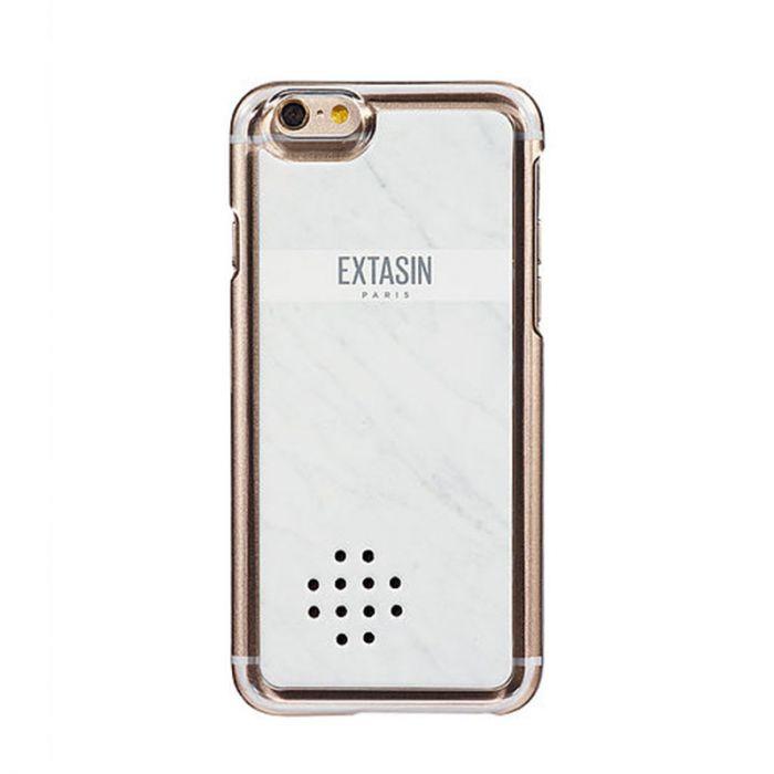 Carcasa iPhone 7 Extasin Perfumable White Marble