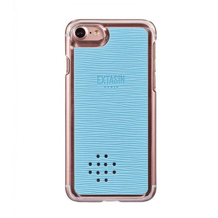 Carcasa iPhone 7 Extasin Perfumable Blu Mediterreaneo