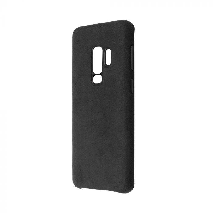 Carcasa Samsung Galaxy S9 Plus G965 Just Must Origin Fiber Black
