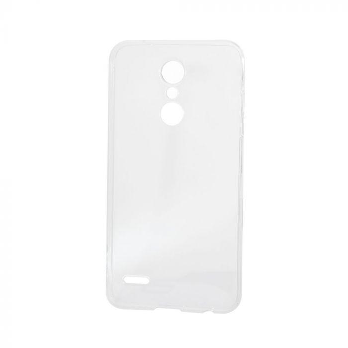 Husa LG K10 (2018) Lemontti Silicon Transparent