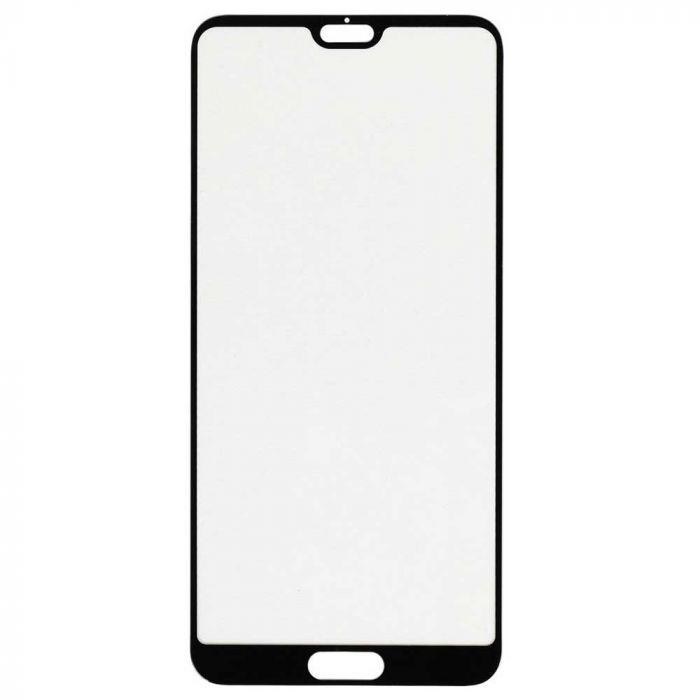 Folie Huawei P20 Pro Lemontti Sticla Full Fit Black