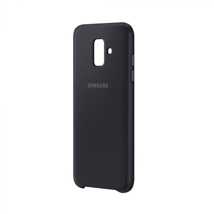 Carcasa Samsung Galaxy A6 (2018) Samsung Dual Layer Cover Black