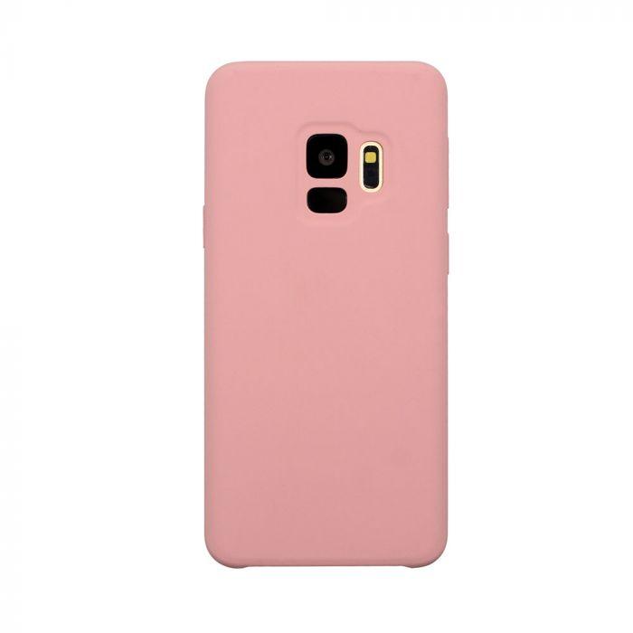 Carcasa Samsung Galaxy S9 G960 Just Must Liquid Silicone Pink