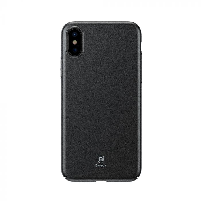 Carcasa iPhone X Baseus Meteorite Black