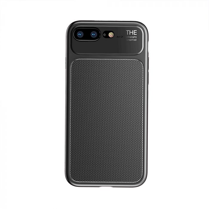 Carcasa iPhone 8 Plus / 7 Plus Baseus Knight Black