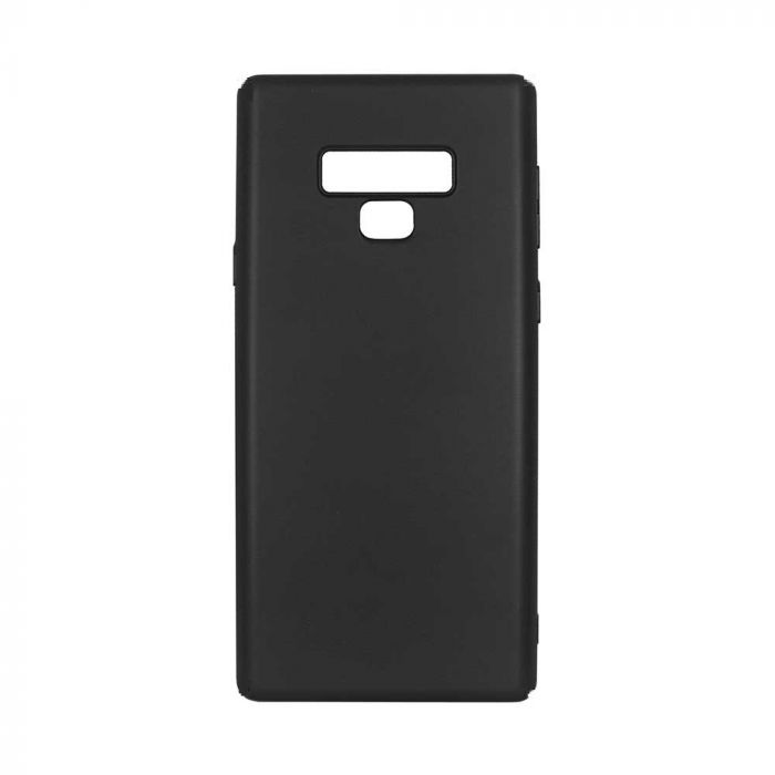 Husa Samsung Galaxy Note 9 Devia Silicon Nature Rubber Black