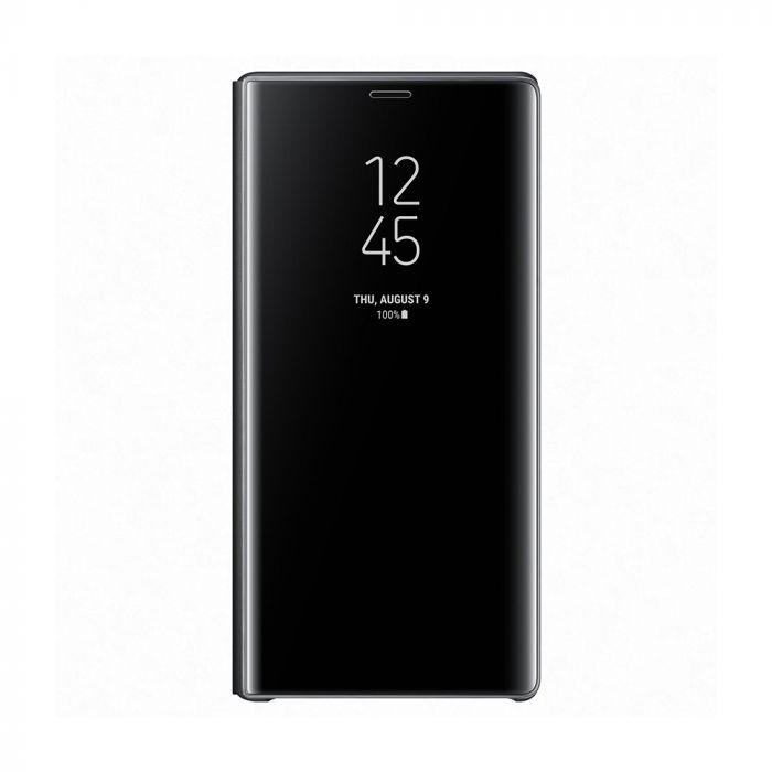 Husa Samsung Galaxy Note 9 Samsung Book Clear View Standing Black