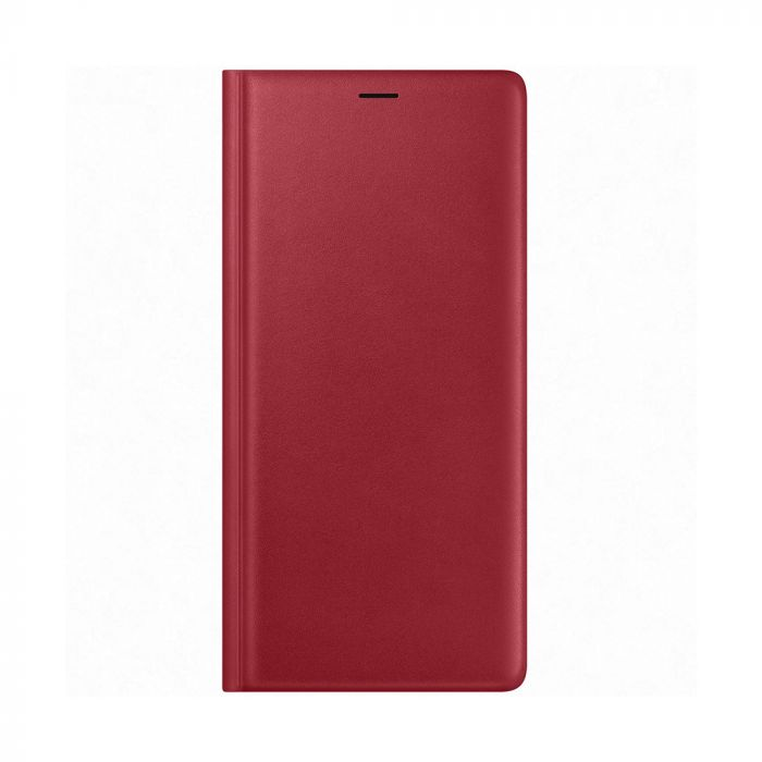 Husa Samsung Galaxy Note 9 Samsung Book Leather View Red