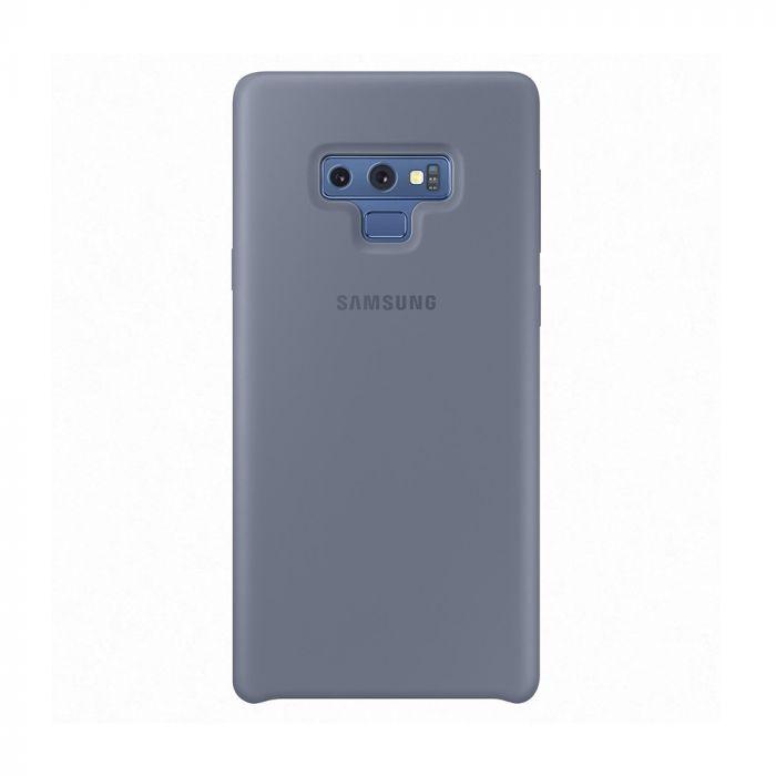 Husa Samsung Galaxy Note 9 Samsung Silicone Cover Blue