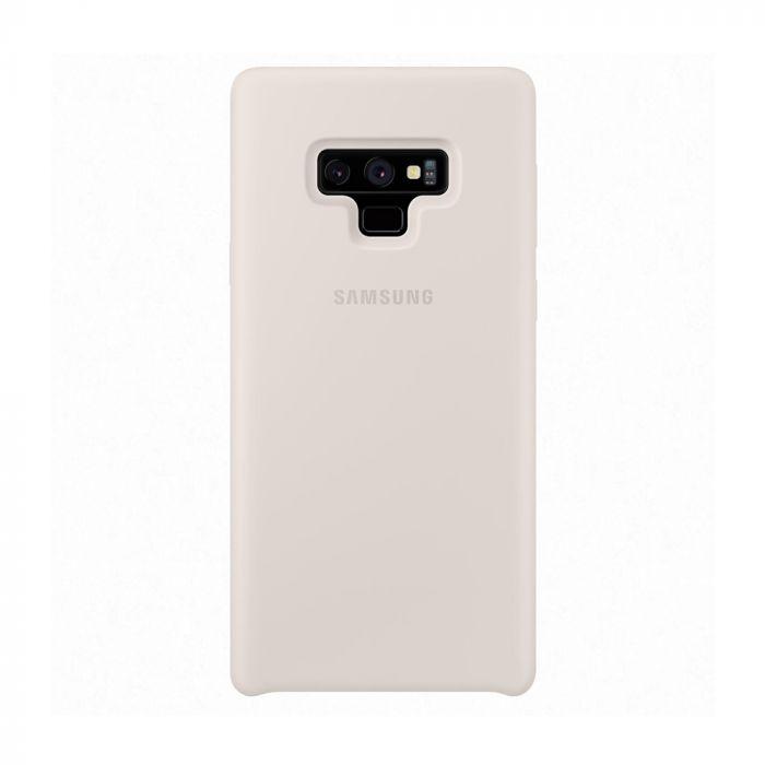 Husa Samsung Galaxy Note 9 Samsung Silicone Cover White