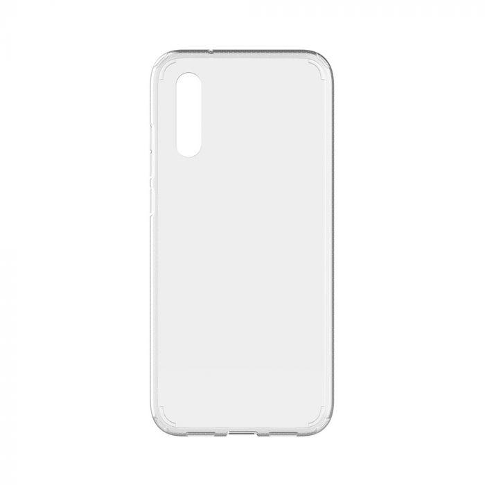 Carcasa Huawei P20 Devia Shockproof Clear (antishock, spate dur si margini flexibile)