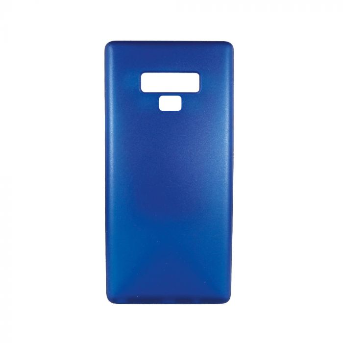 Carcasa Samsung Galaxy Note 9 Mcdodo Ultra Slim Air Clear Blue (0.35mm)