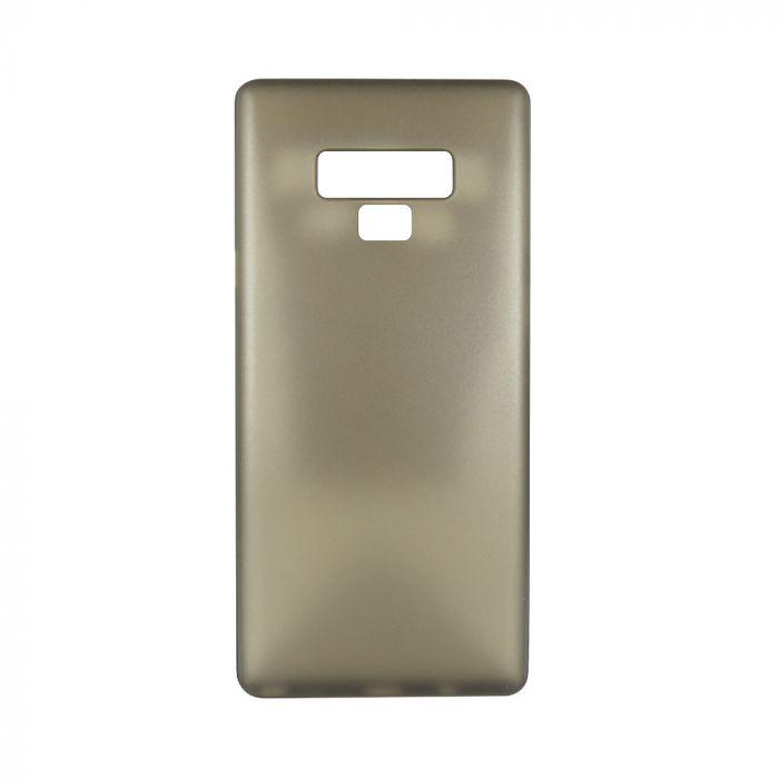 Carcasa Samsung Galaxy Note 9 Mcdodo Ultra Slim Air Clear Black (0.35mm)